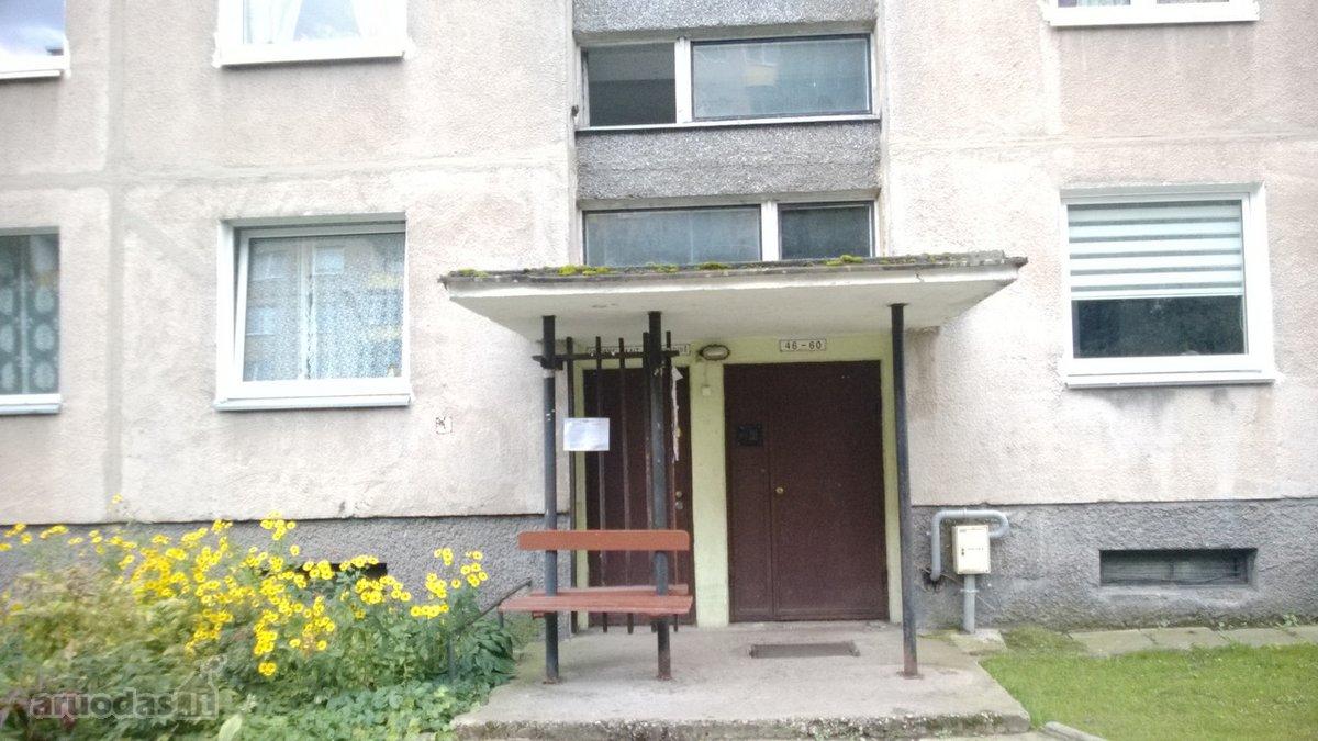 Vilnius, Lazdynai, Architektų g., 2 kambarių butas