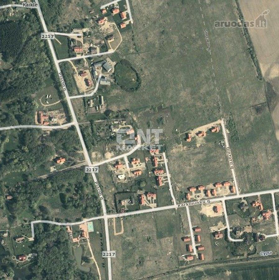 Klaipėdos r. sav., Karklės k., Placio g., namų valdos paskirties sklypas