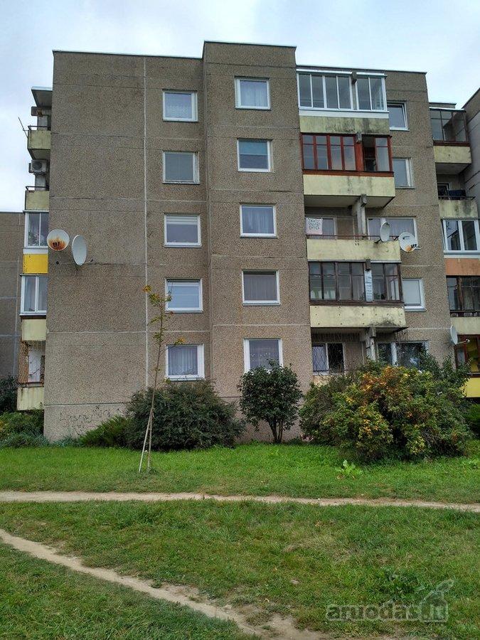 Vilnius, Grigiškės, Šviesos g., 1 kambario butas