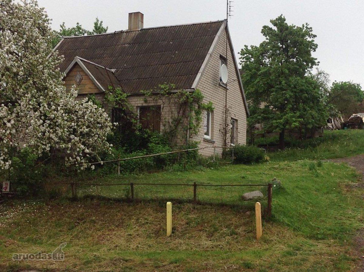 Kėdainių m., Kauno g., mūrinis namas