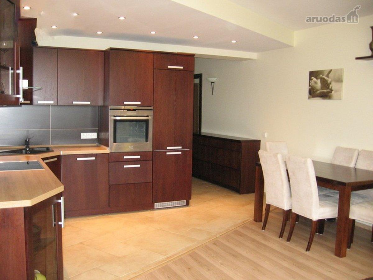 Klaipėda, Mažojo kaimelio, Žolynų g., 4 kambarių butas