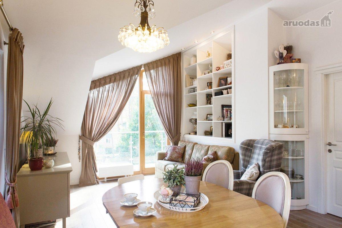 Vilnius, Valakampiai, Svajonių g., 3 kambarių butas