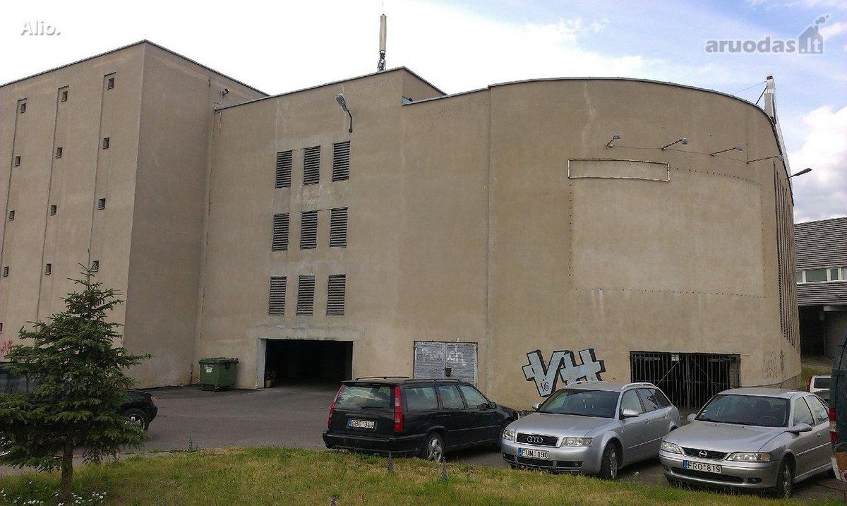 Vilnius, Pašilaičiai, Pašilaičių g., mūrinis garažas
