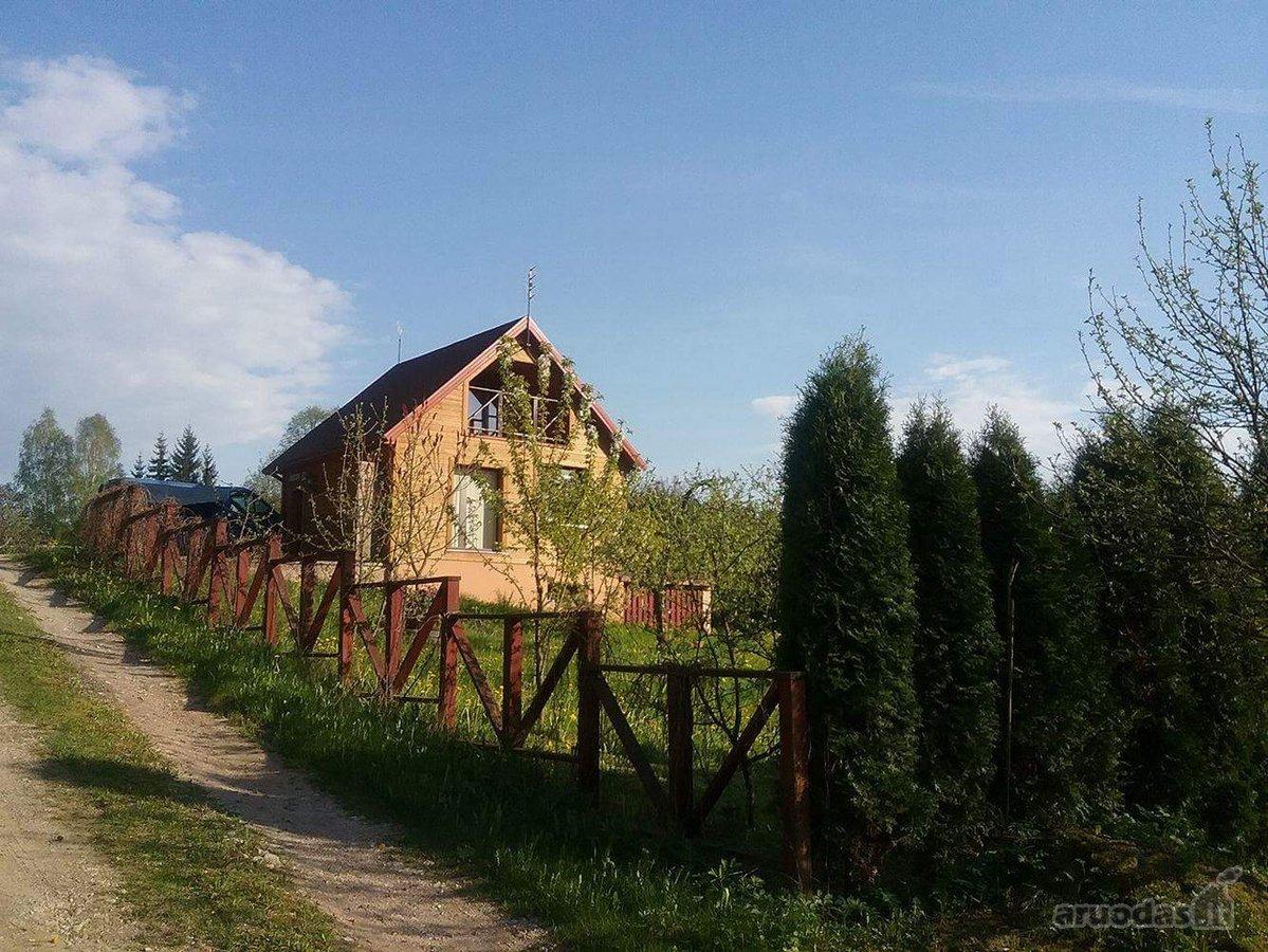 Prienų r. sav., Dūmiškių k., Sodo namas