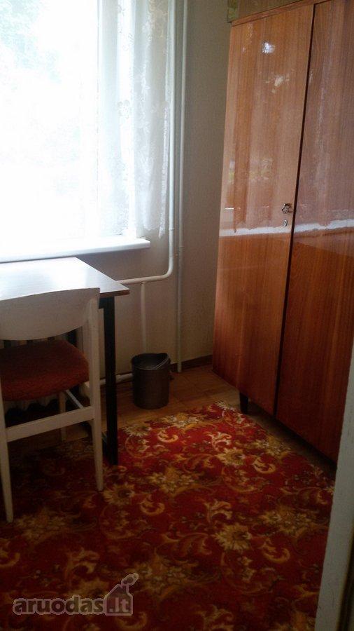 Vilnius, Žirmūnai, Žirmūnų g., kambario nuoma 4 kambarių bute