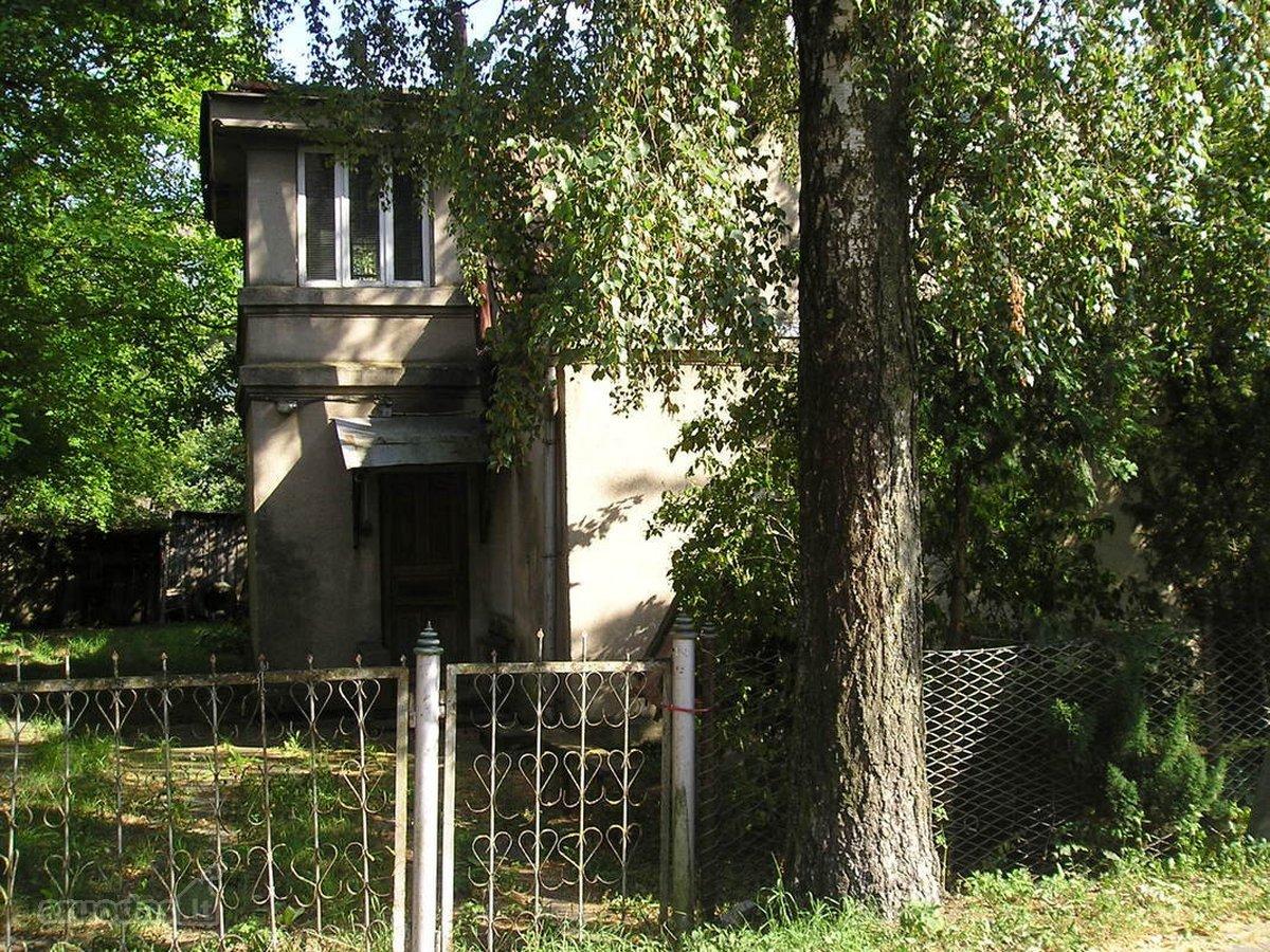 Vilnius, Žvėrynas, Lūšių g., mūrinis namas