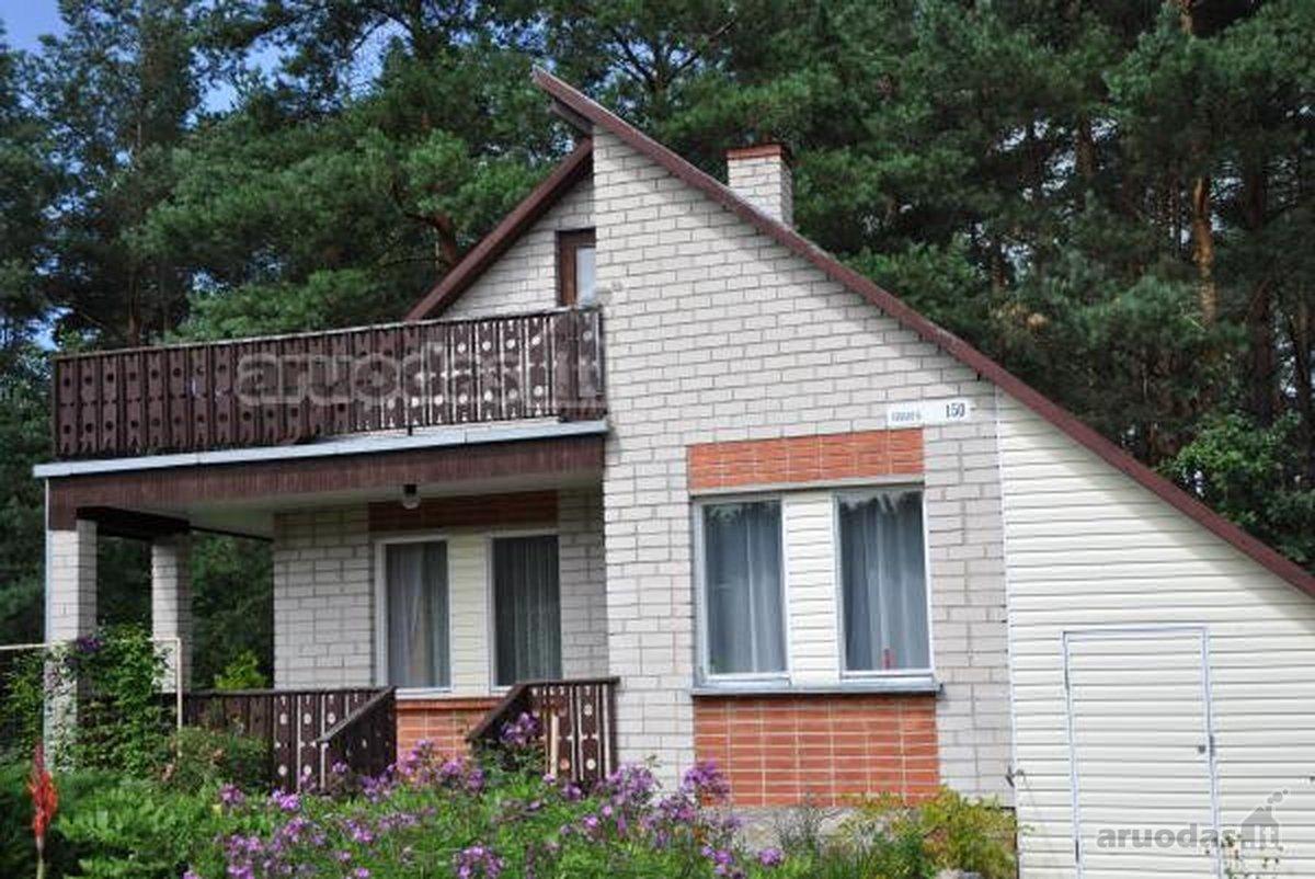 Alytaus r. sav., Talokių k., mūrinis sodo namas