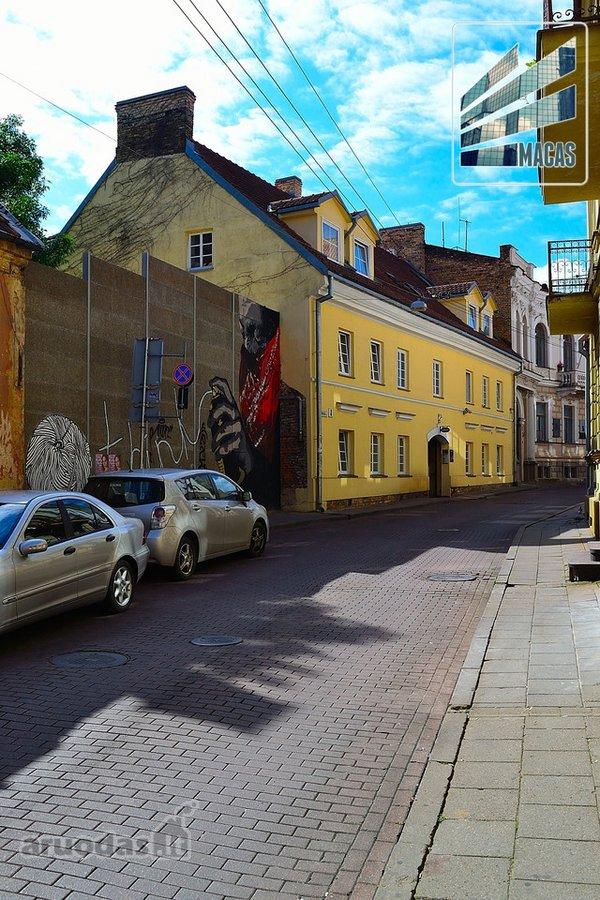 Vilnius, Senamiestis, Odminių g., biuro paskirties patalpos nuomai