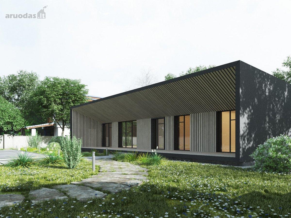 Vilnius, Pavilnys, Levidonių g., mūrinis namas