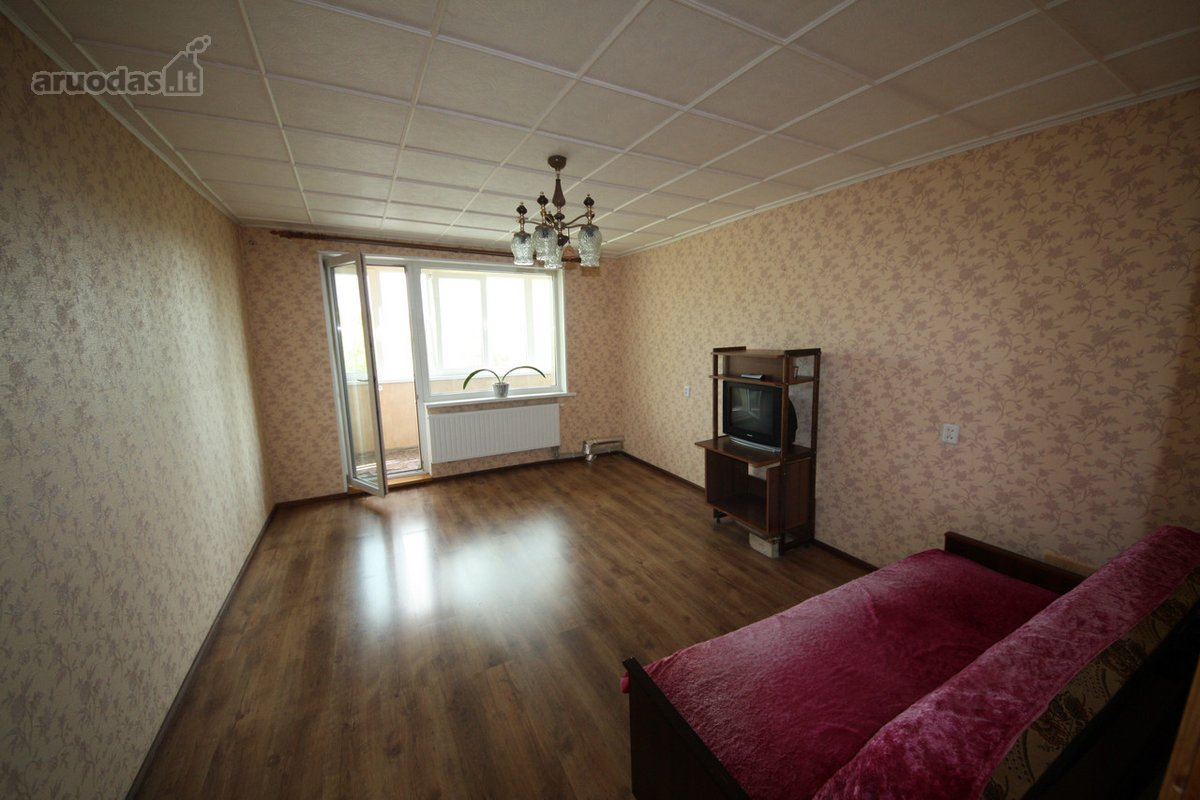Kaunas, Aukštieji Šančiai, Žarėnų g., 4 kambarių butas