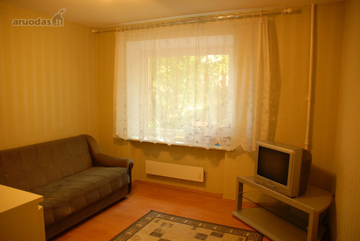 Vilnius, Senamiestis, K. Vanagėlio g., 2 kambarių buto nuoma
