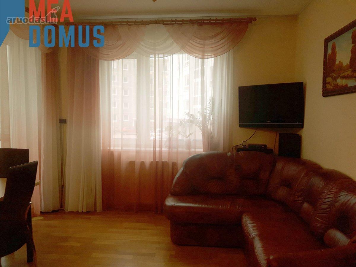 Vilnius, Pilaitė, Karaliaučiaus g., 3 kambarių butas