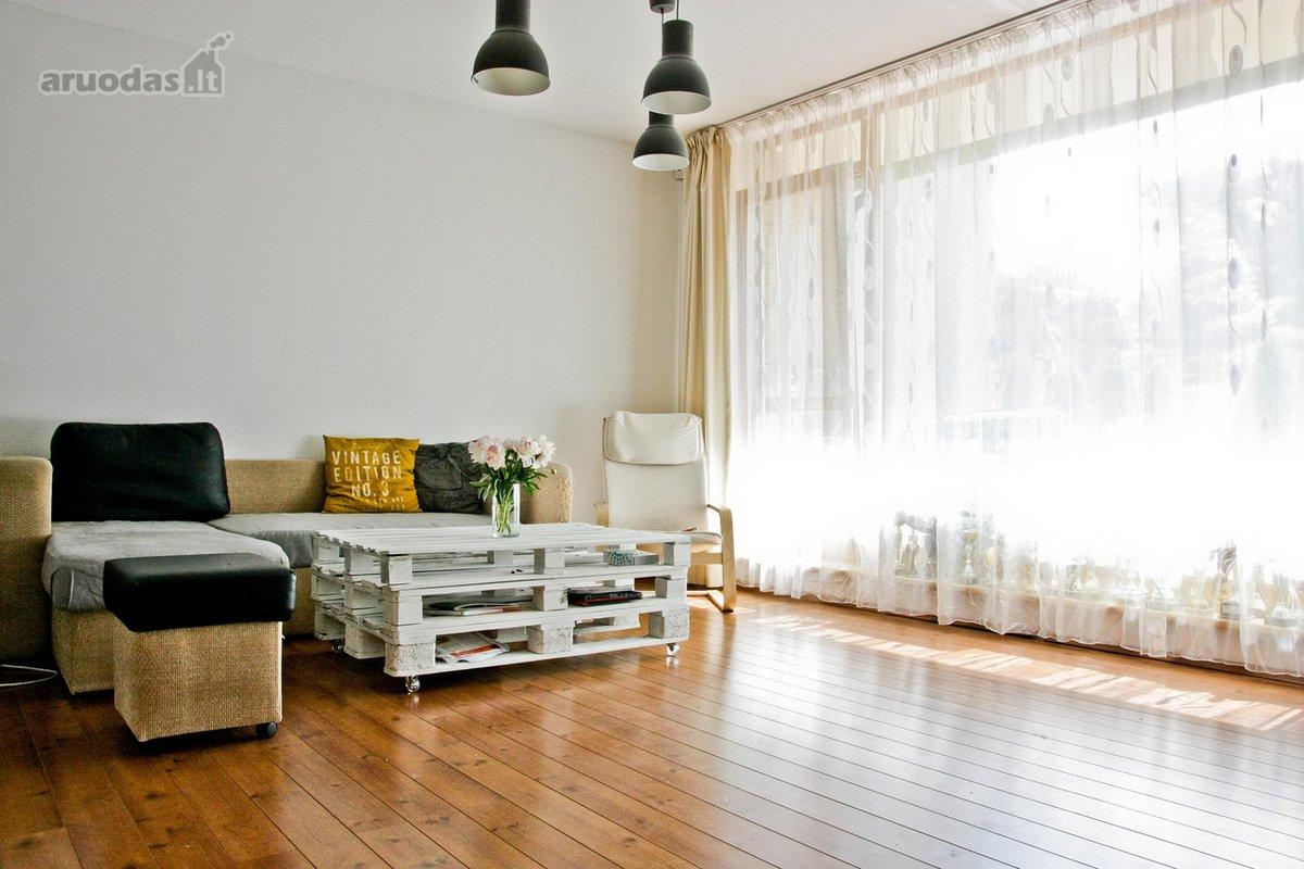 Vilnius, Antakalnis, Svajonių g., 2 kambarių butas