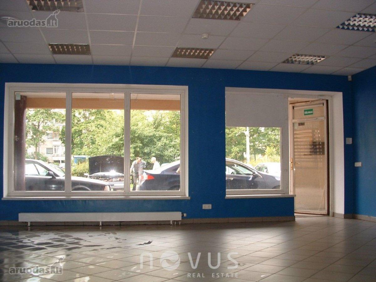 Vilnius, Justiniškės, Taikos g., biuro, prekybinės, paslaugų, maitinimo, kita paskirties patalpos nuomai