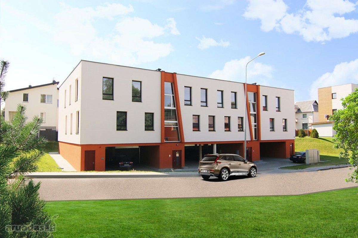 Vilnius, Antakalnis, K. Semenavičiaus g., 2 kambarių buto nuoma