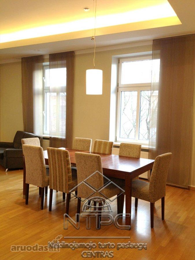 Kaunas, Centras, V. Putvinskio g., 3 kambarių buto nuoma