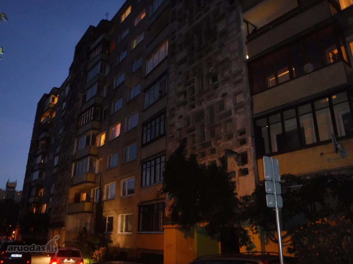 Vilnius, Lazdynai, Architektų g., 1 kambario buto nuoma