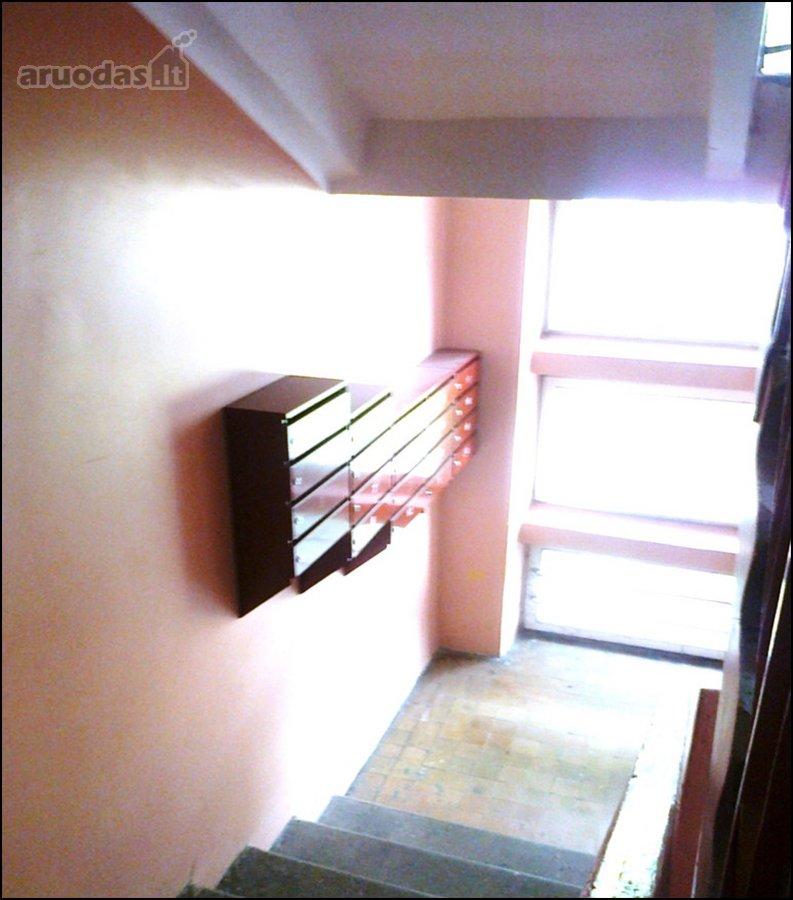 Vilnius, Naujininkai, Dzūkų g., 2 kambarių butas