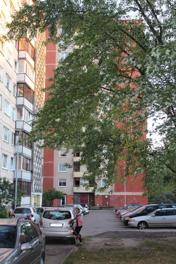 Vilnius, Karoliniškės, Laisvės pr., 1 kambario butas