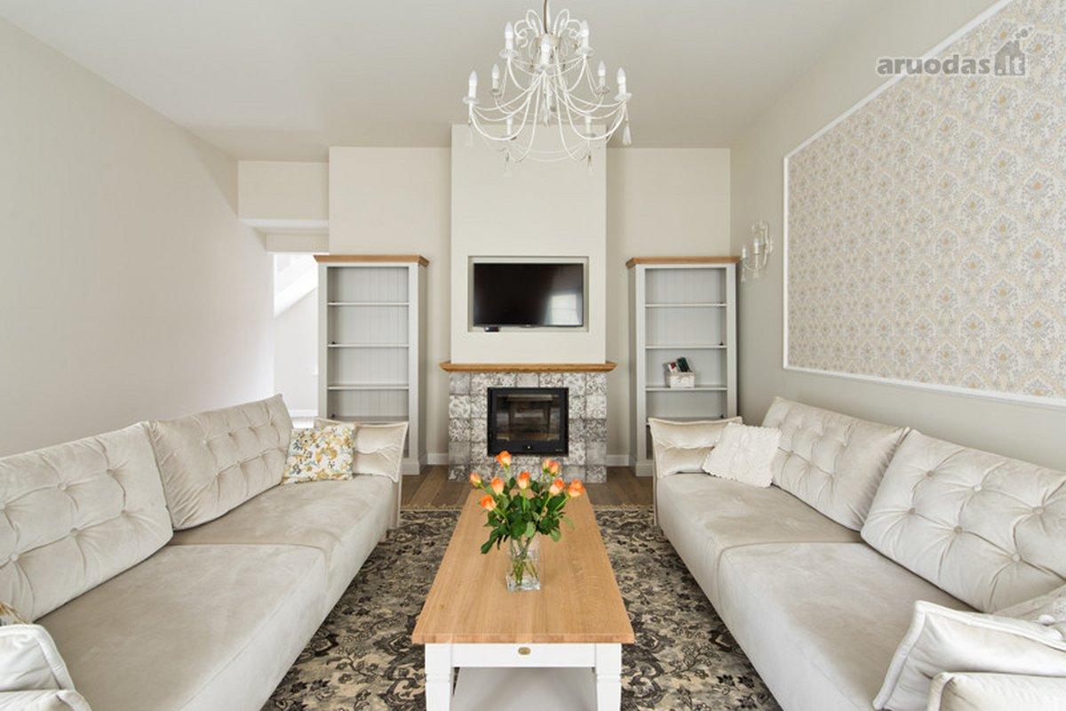 Vilnius, Senamiestis, Latako g., 4 kambarių buto nuoma