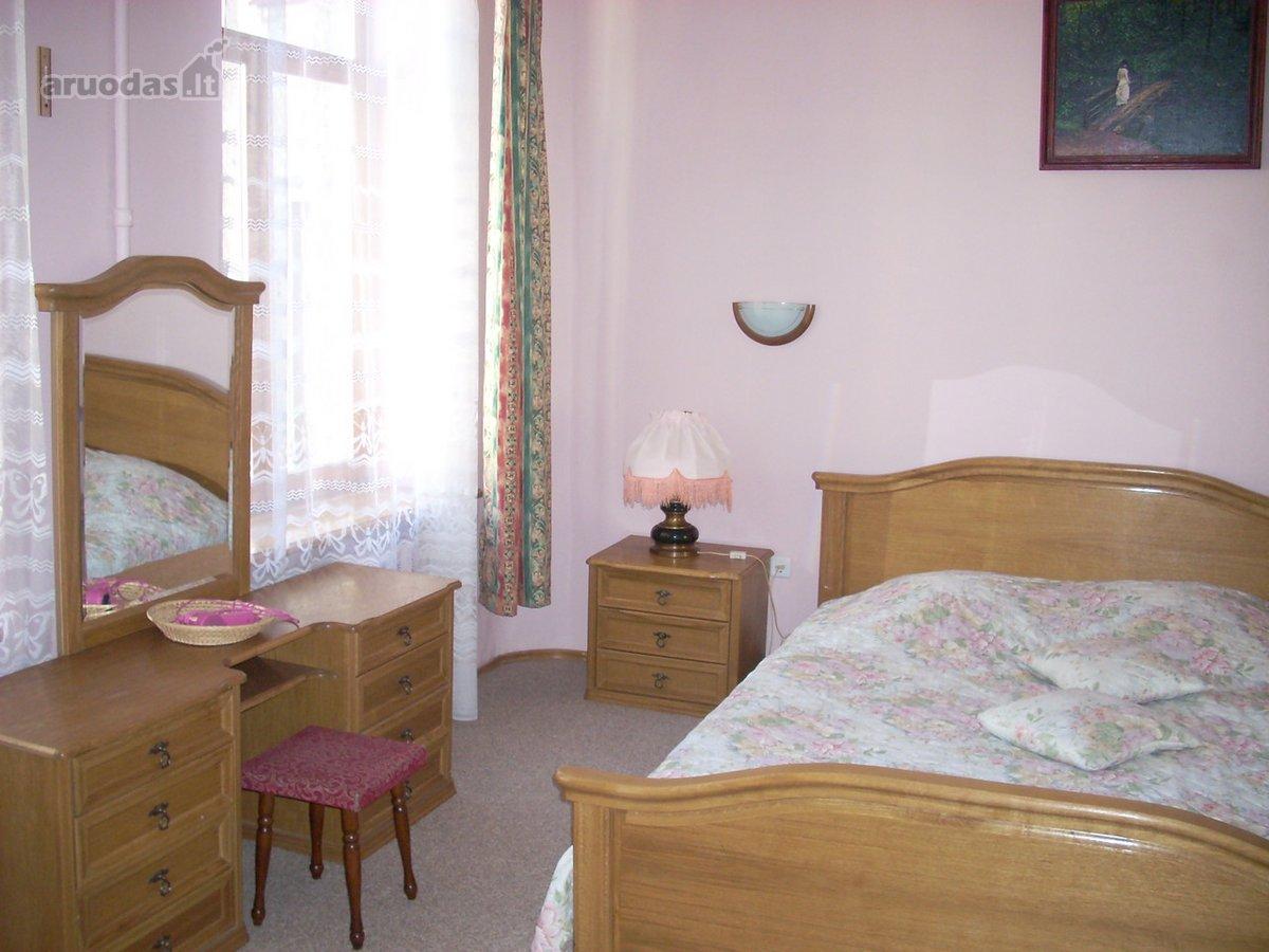 Vilnius, Senamiestis, Bokšto g., 3 kambarių buto nuoma