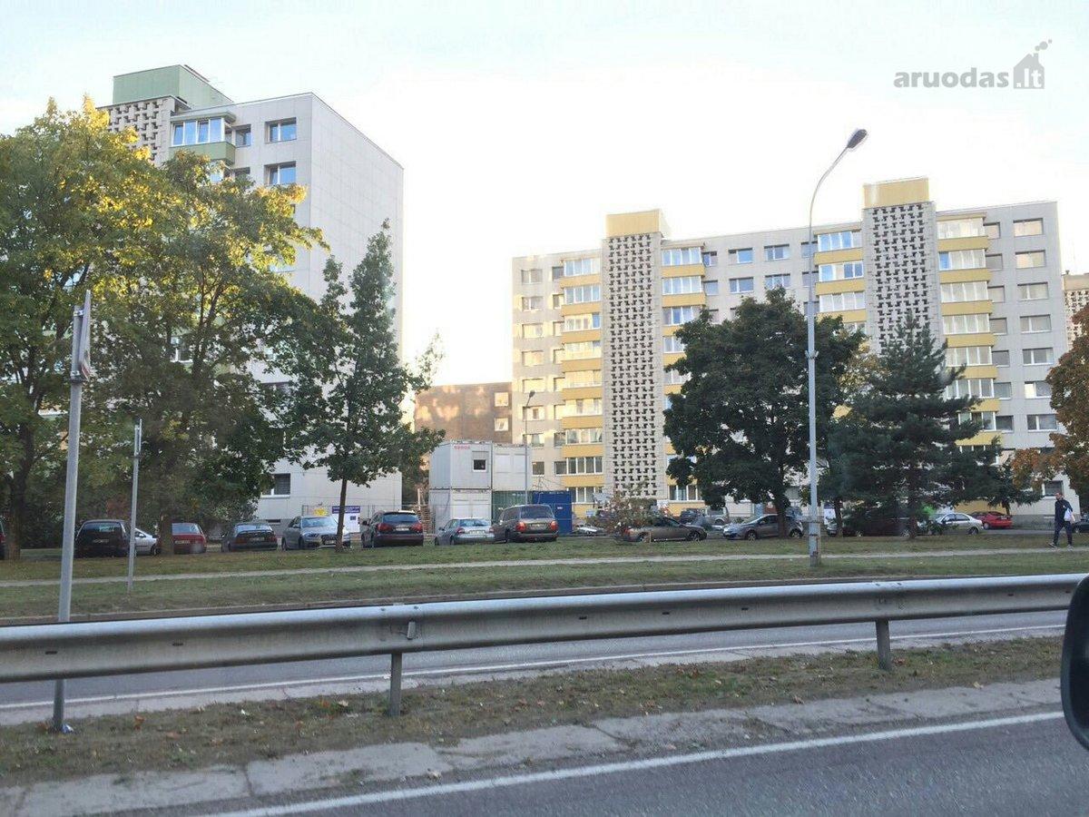 Vilnius, Žirmūnai, Tuskulėnų g., 3 kambarių buto nuoma