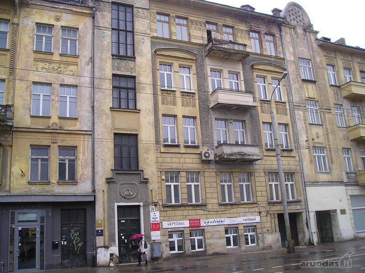 Vilnius, Senamiestis, Pamėnkalnio g., 3 kambarių butas