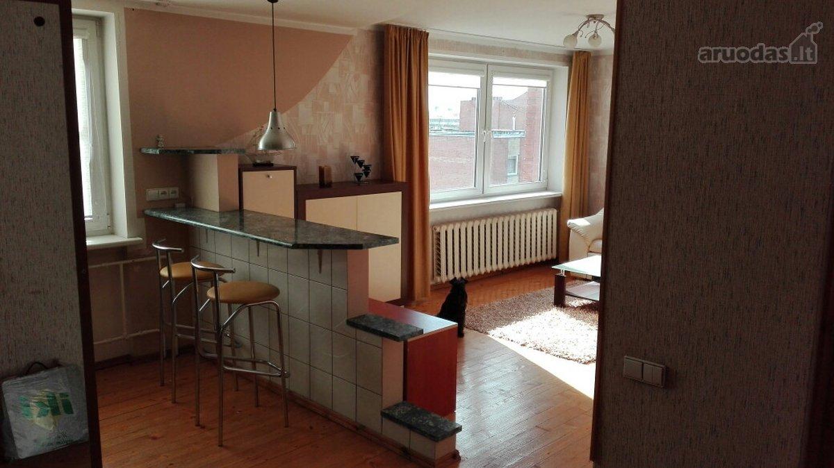 Kaunas, Žaliakalnis, Saulės g., 2 kambarių butas