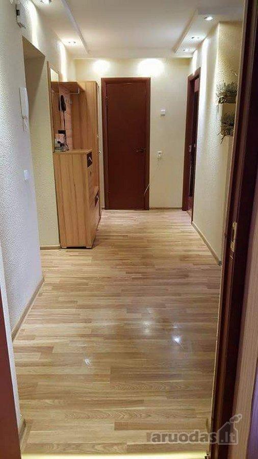 Vilkaviškio r. sav., Vilkaviškio m., Aušros g., 2 kambarių butas