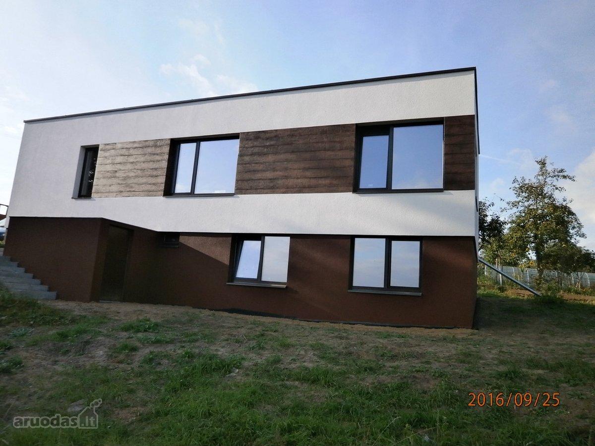 Kauno r. sav., Lapių mstl., mūrinis namas