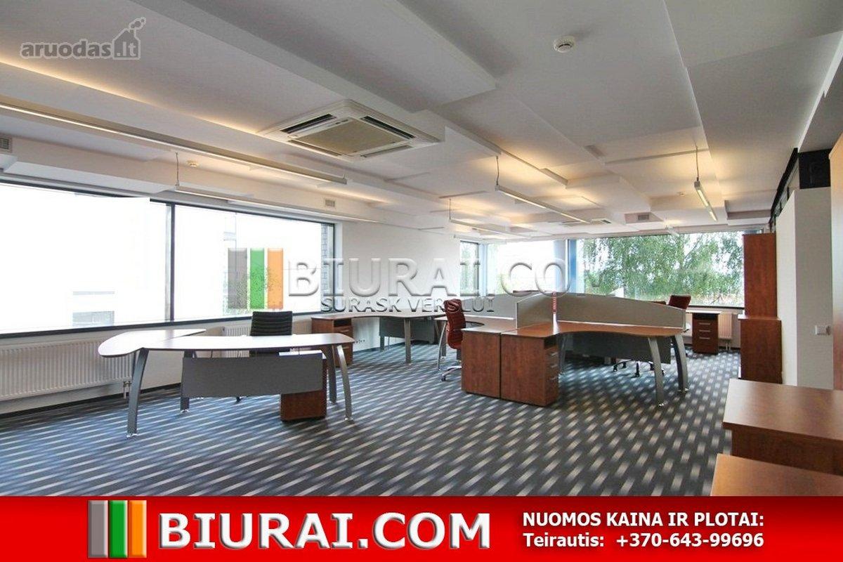 Vilnius, Naujamiestis, Mindaugo g., biuro, prekybinės, paslaugų paskirties patalpos nuomai