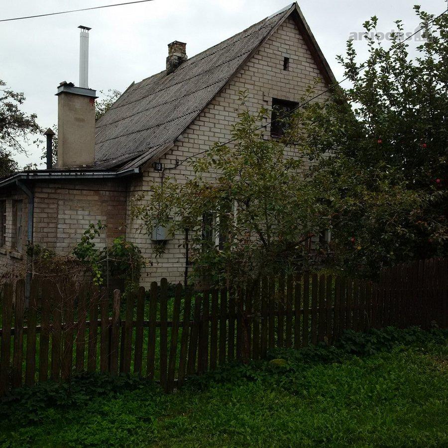 Kauno r. sav., Garliavos m., Arimų g., mūrinis namas
