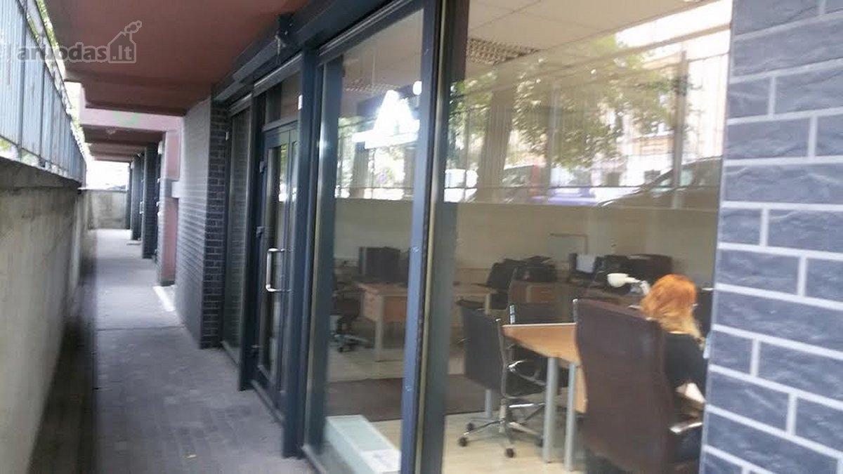 Vilnius, Naujamiestis, Mindaugo g., biuro, prekybinės paskirties patalpos nuomai