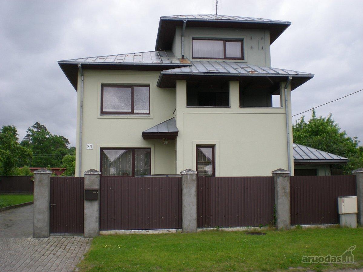 Kėdainių m., Palangos g., mūrinis namas