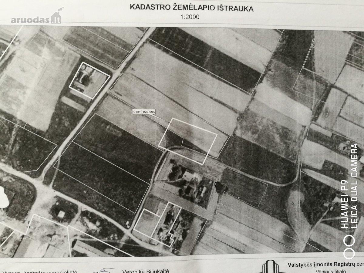 Vilnius, Minsko pl., namų valdos paskirties sklypas