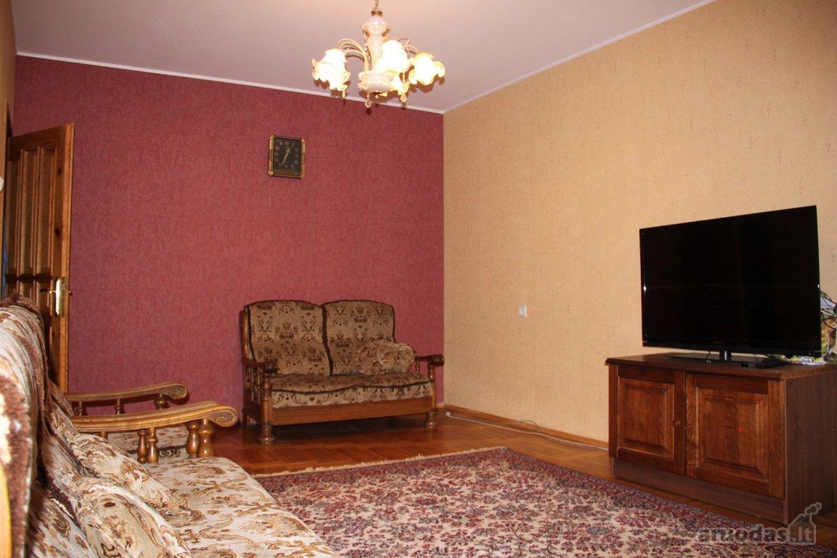 Klaipėda, Centras, Rumpiškės g., 3 kambarių butas