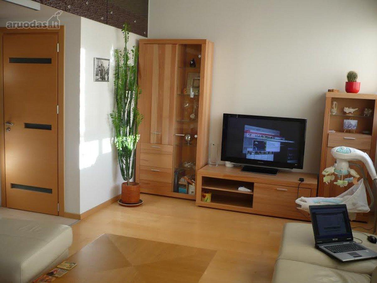 Kaunas, Centras, Spaustuvininkų g., 3 kambarių buto nuoma