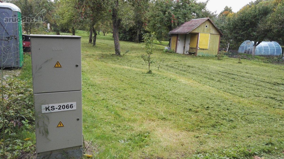 Marijampolės m., P. Armino g., kolektyvinis sodas sklypas