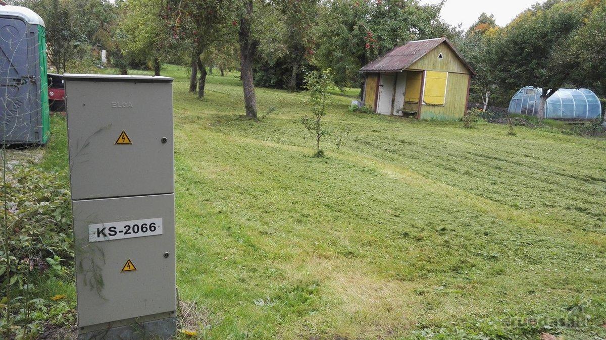 Marijampolės sav., Marijampolės m., P. Armino g., kolektyvinis sodas sklypas