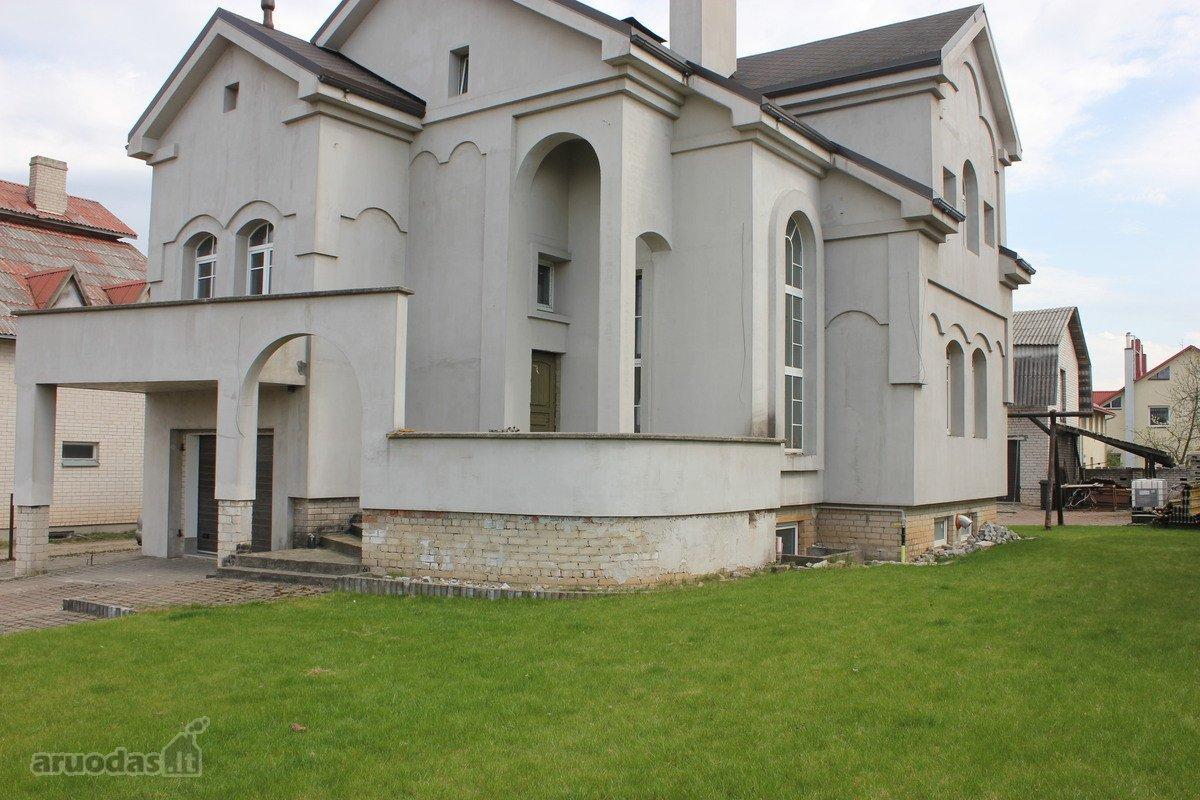 Vilnius, Buivydiškės, Mėguvos g., mūrinis namas