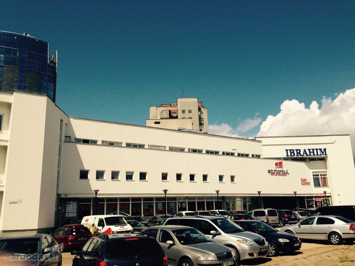 Vilnius, Senamiestis, Kalvarijų g., biuro, prekybinės, paslaugų, sandėliavimo, gamybinės, maitinimo, kita paskirties patalpos nuomai