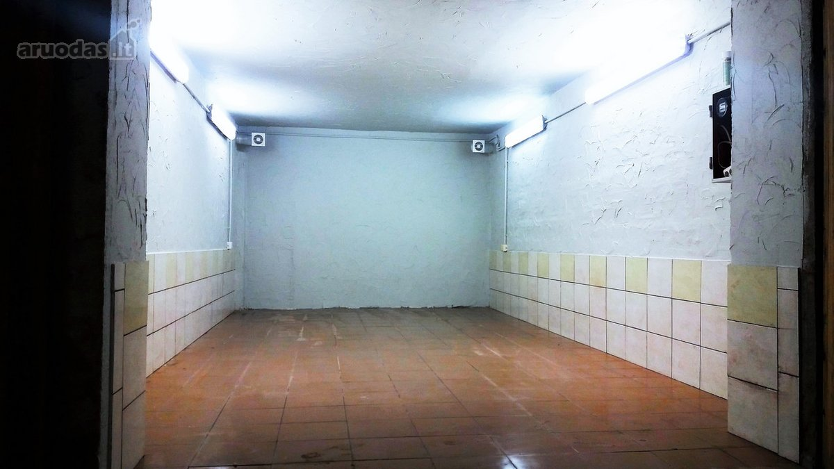 Vilnius, Žvėrynas, požeminis garažas