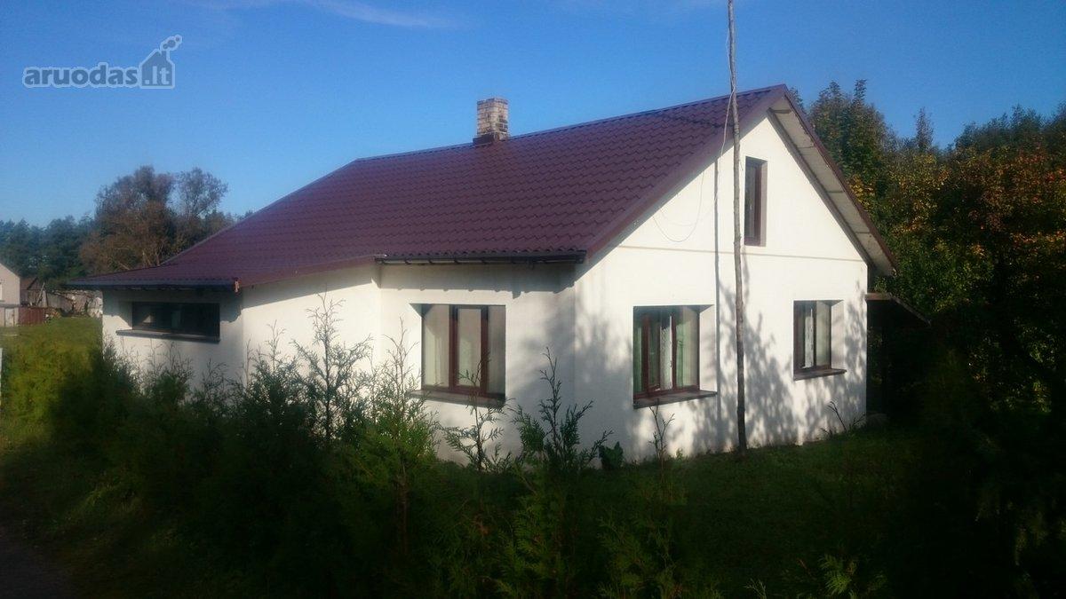 Alytaus r. sav., Pivašiūnų k., Trakų g., mūrinis namas