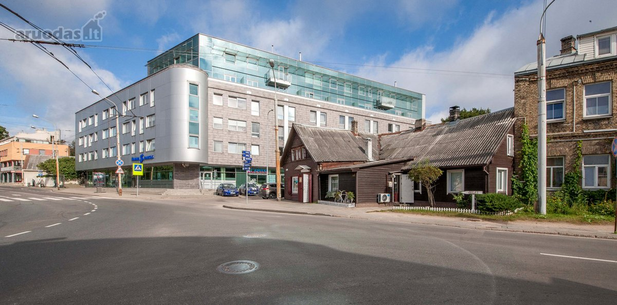 Vilnius, Žvėrynas, Sėlių g., 6 kambarių butas