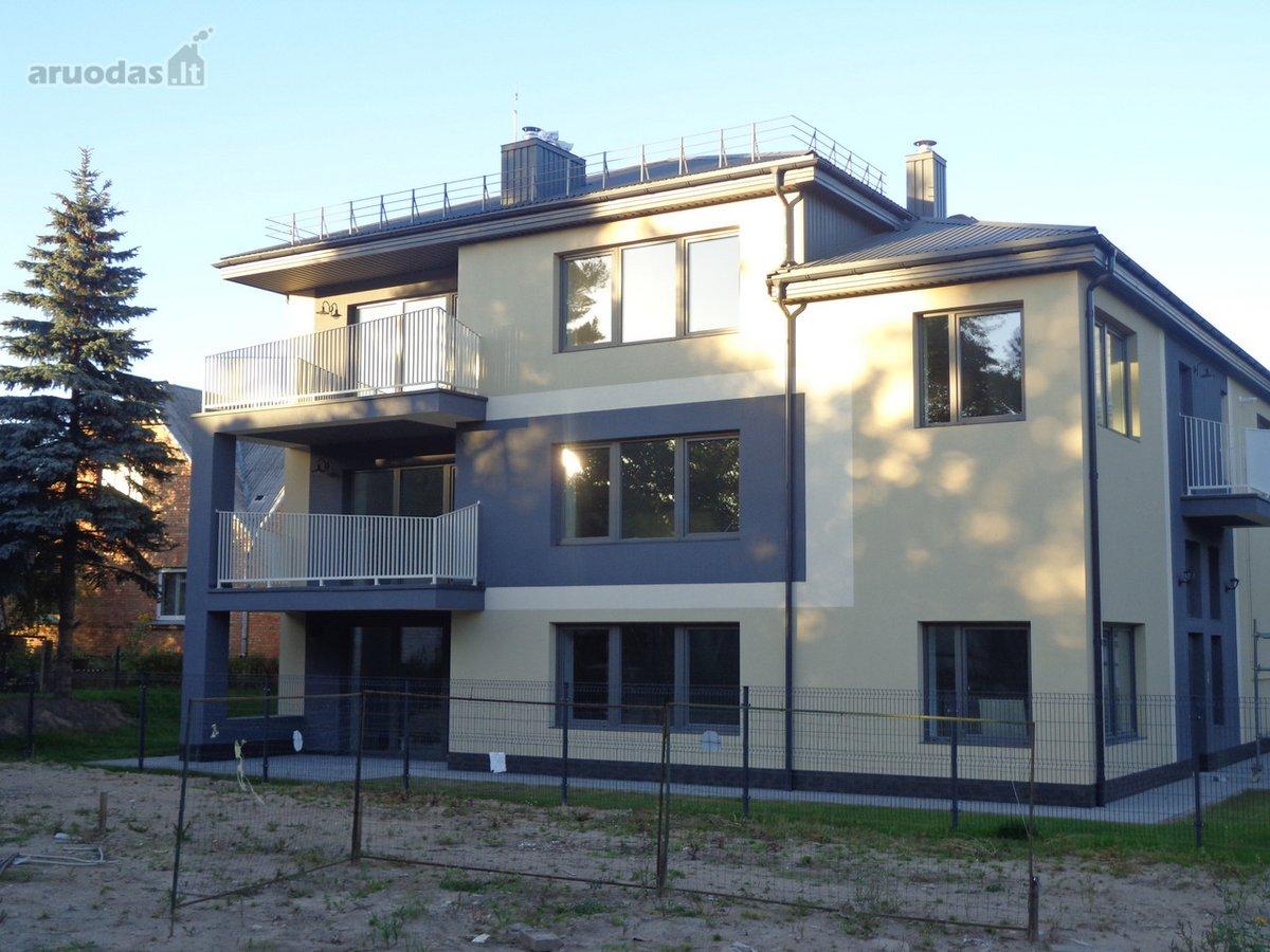 Šiauliai, Centras, Jovaro g., 2 kambarių butas