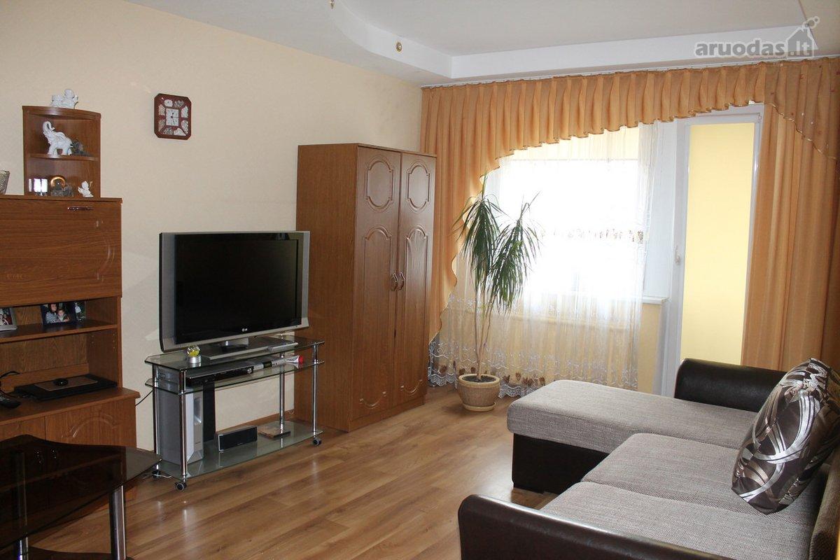 Klaipėda, Laukininkai, Vyturio g., 3 kambarių butas