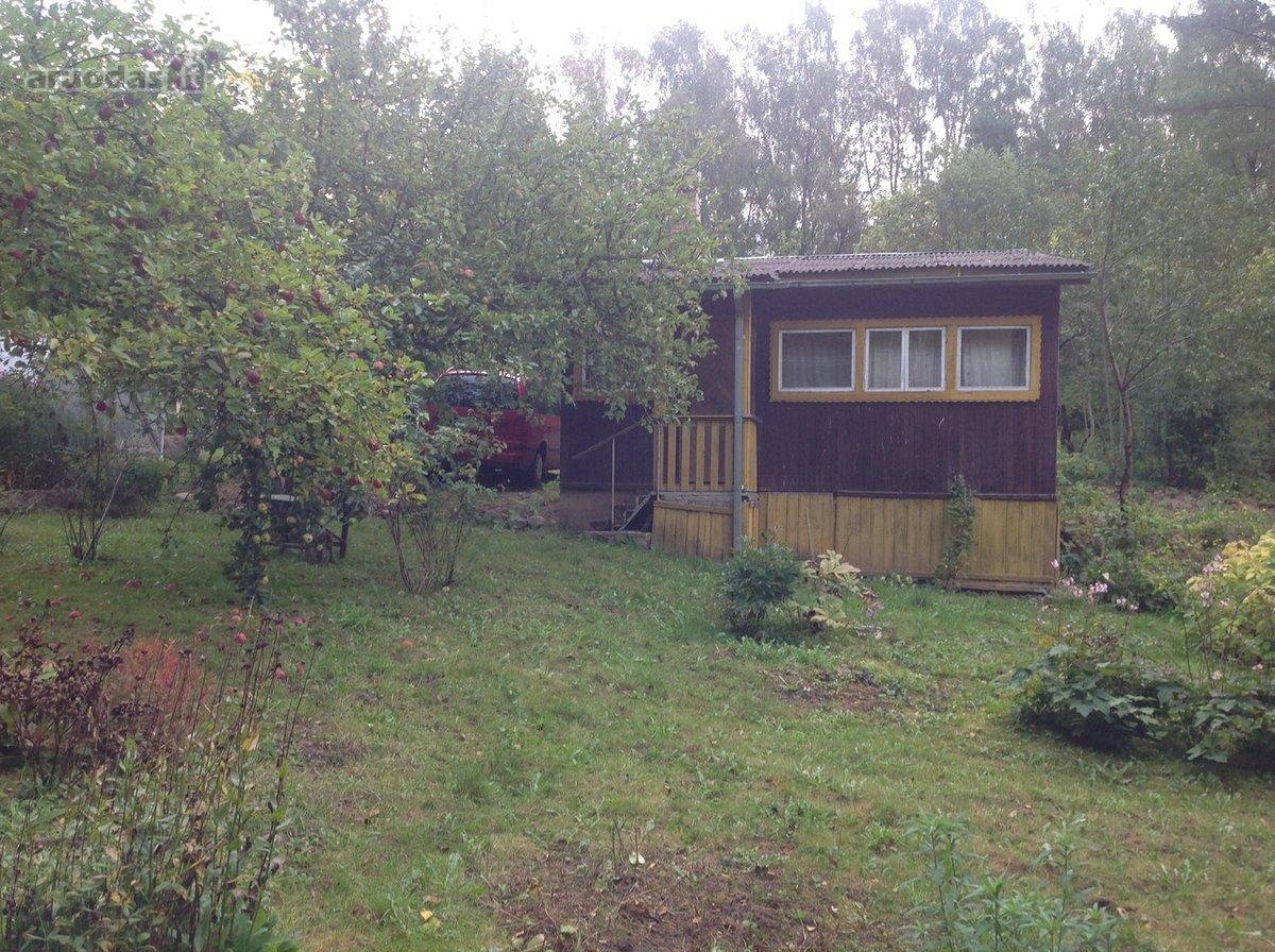 Vilniaus r. sav., Rastinėnų k., Spindulių 7-oji g., karkasinis sodo namas