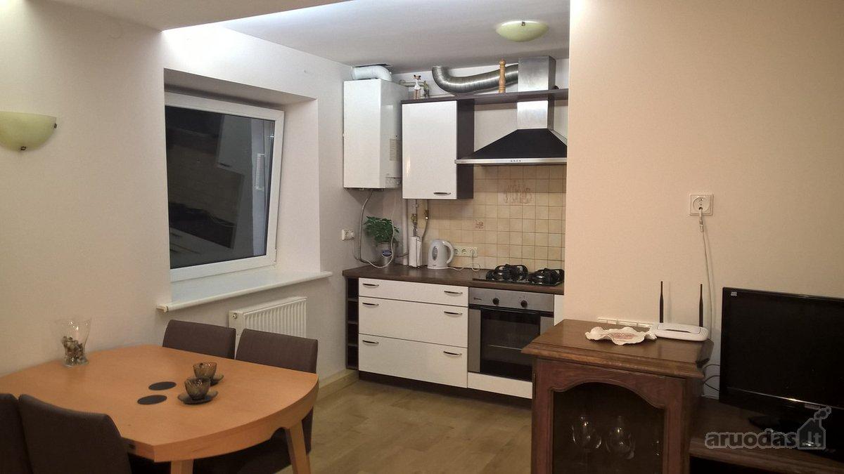 Vilnius, Žvėrynas, Vytauto g., 2 kambarių buto nuoma