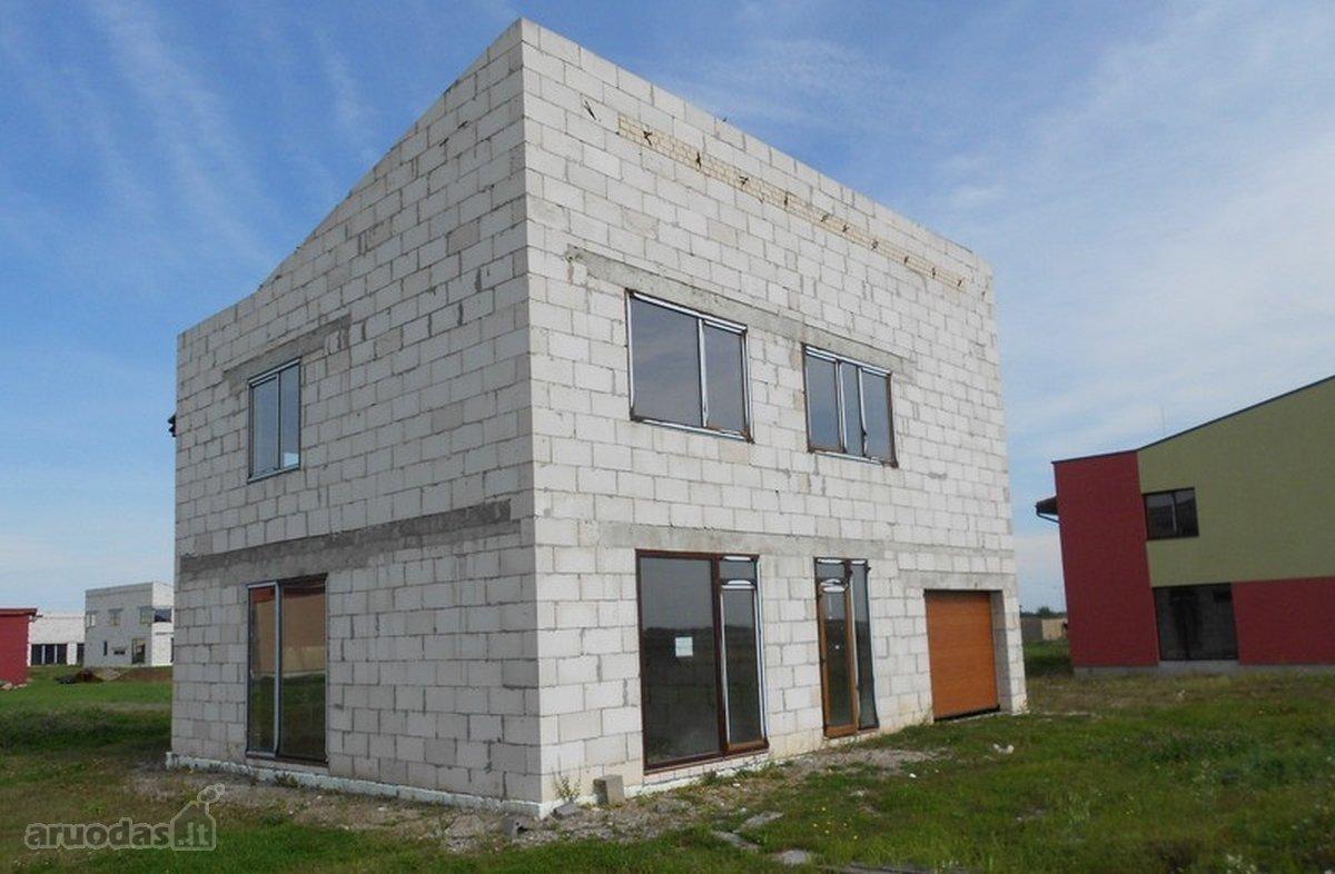 Klaipėdos r. sav., Lelių k., mūrinis namas