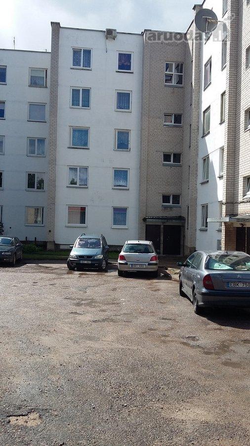 Šilalės r. sav., Šilalės m., D. Poškos g., 2 kambarių butas